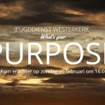 Jeugddienst What's your Purpose
